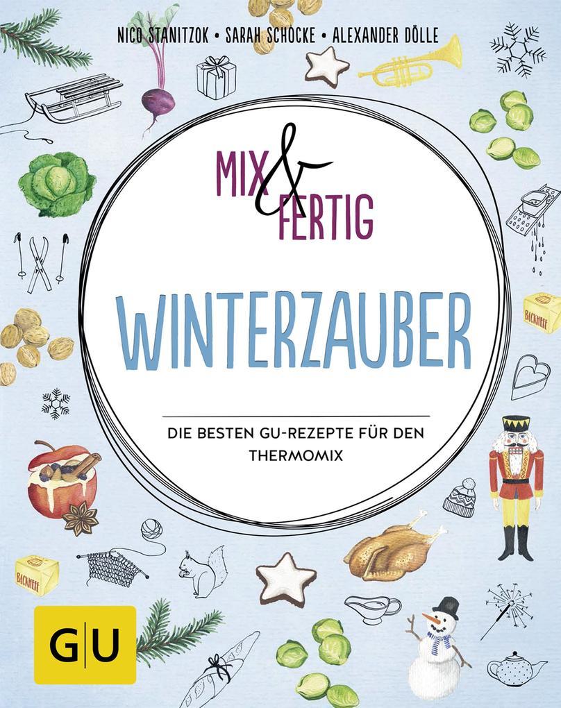 Mix & fertig Winterzauber als eBook