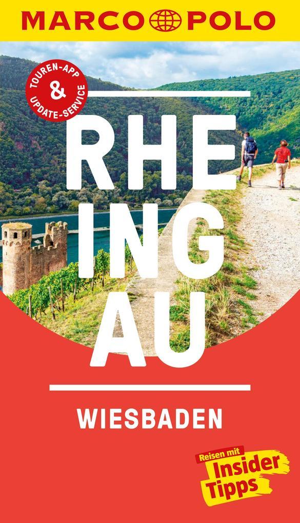 MARCO POLO Reiseführer Rheingau, Wiesbaden als eBook pdf