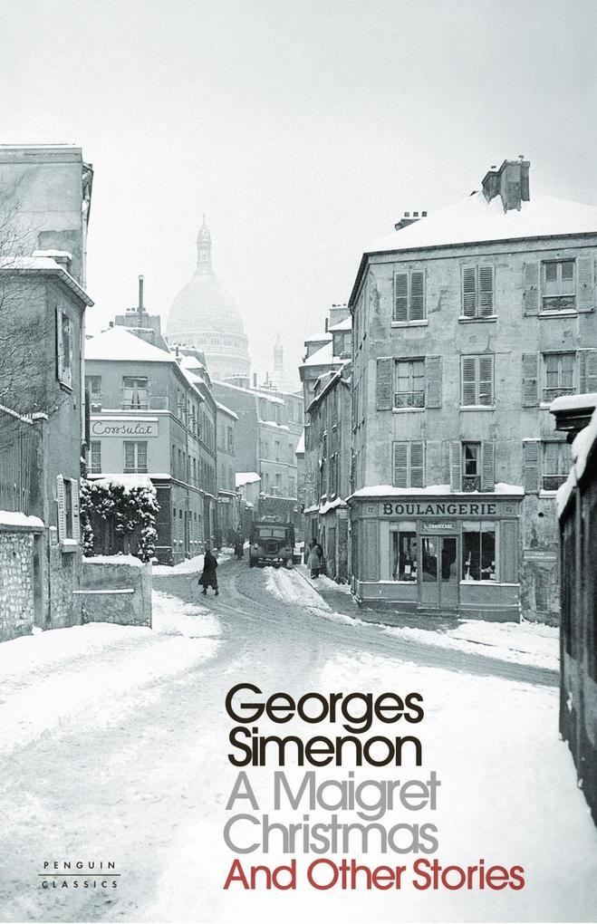 A Maigret Christmas als eBook