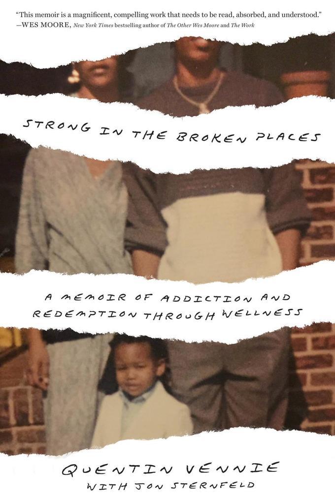 Strong in the Broken Places als eBook von Quent...