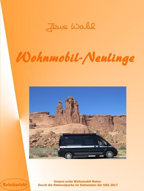 Wohnmobil-Neulinge als eBook