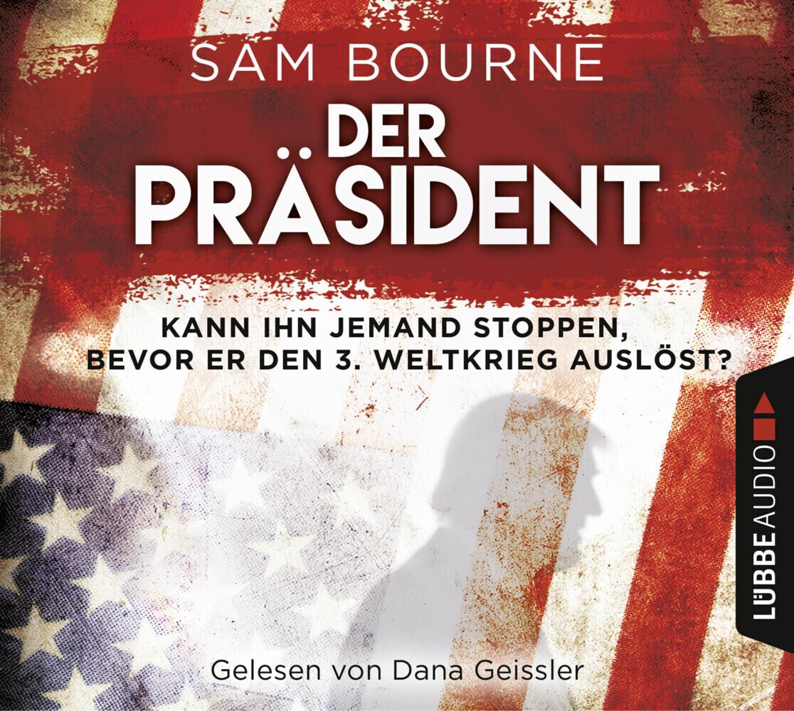 Der Präsident als Hörbuch