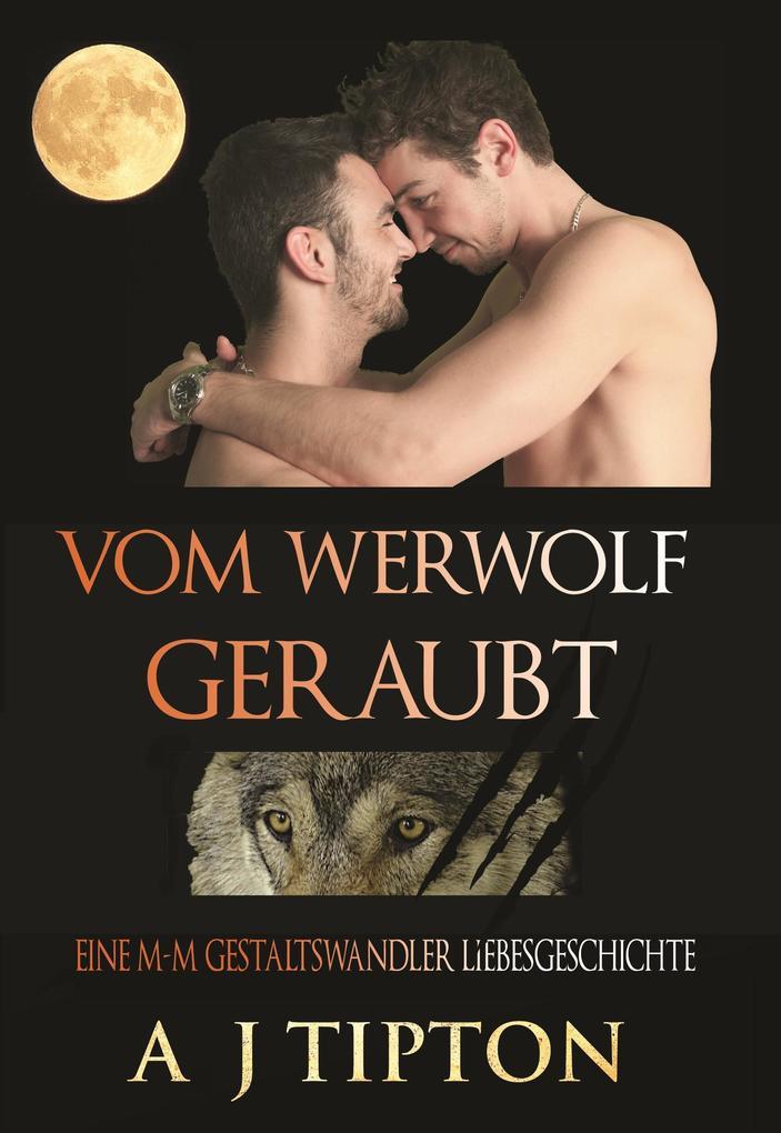 Vom Werwolf Geraubt: Eine M-M Gestaltswandler Liebesgeschichte (Die Werwölfe aus Singer Valley #1)