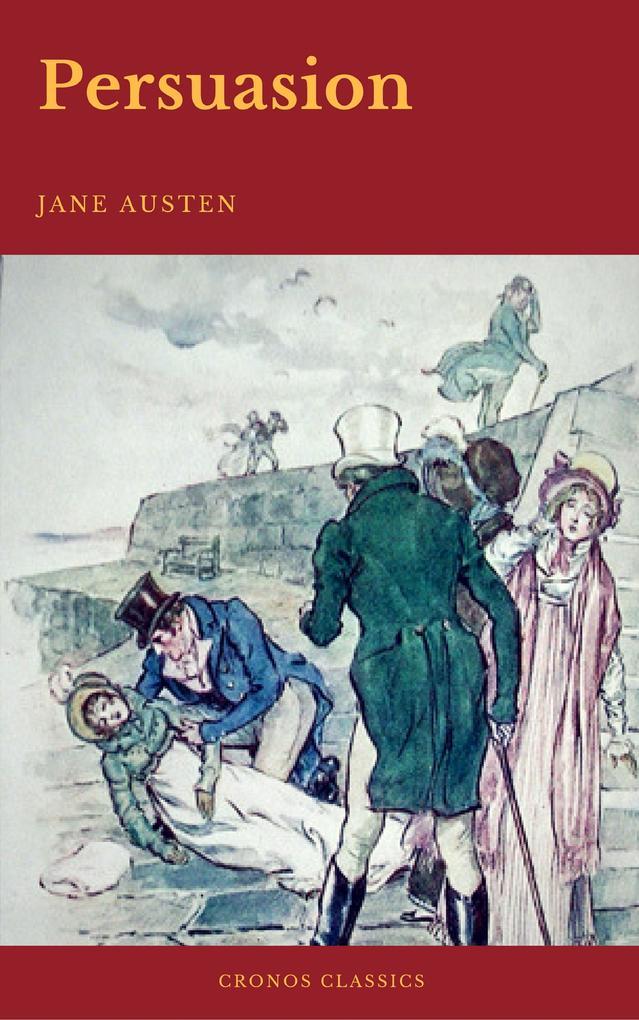 Persuasion (Cronos Classics) als eBook von Jane Austen, Cronos Cl bei eBook.de - Bücher