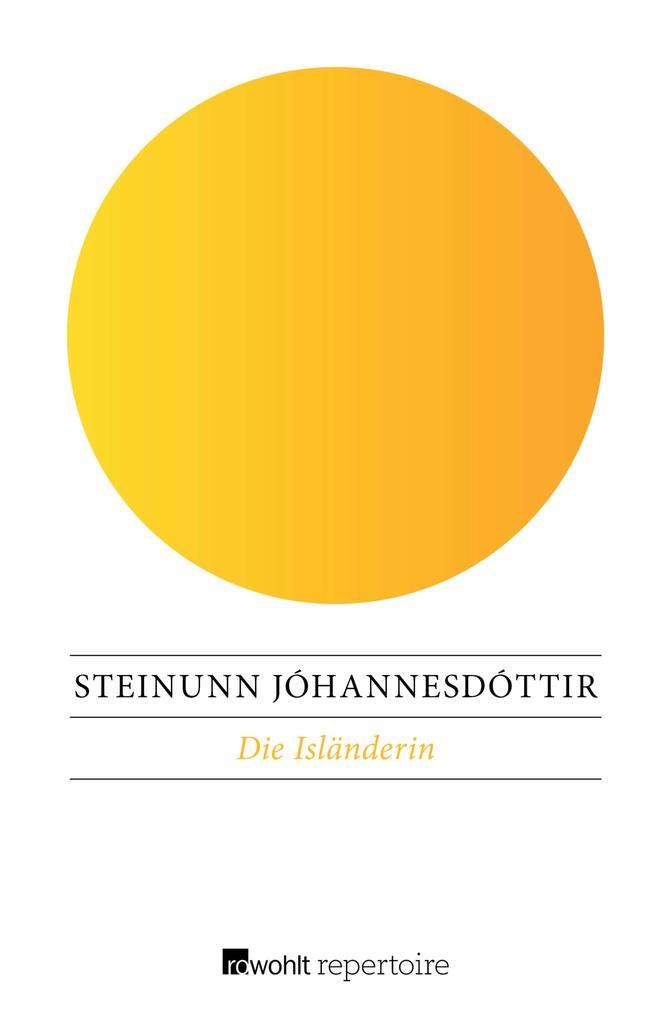 Die Isländerin als eBook