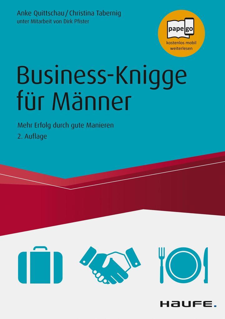 Business-Knigge für Männer als eBook