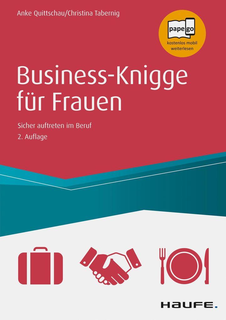 Business-Knigge für Frauen als eBook