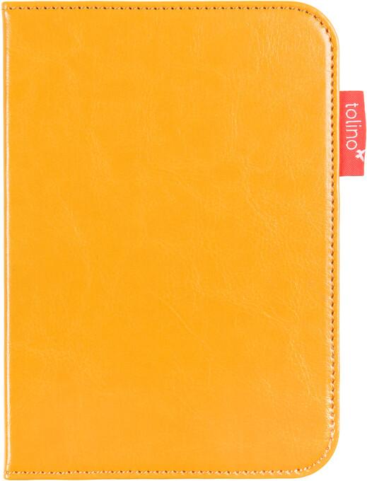 Tolino Shine 2 HD Luxe Cover Sunlight orange