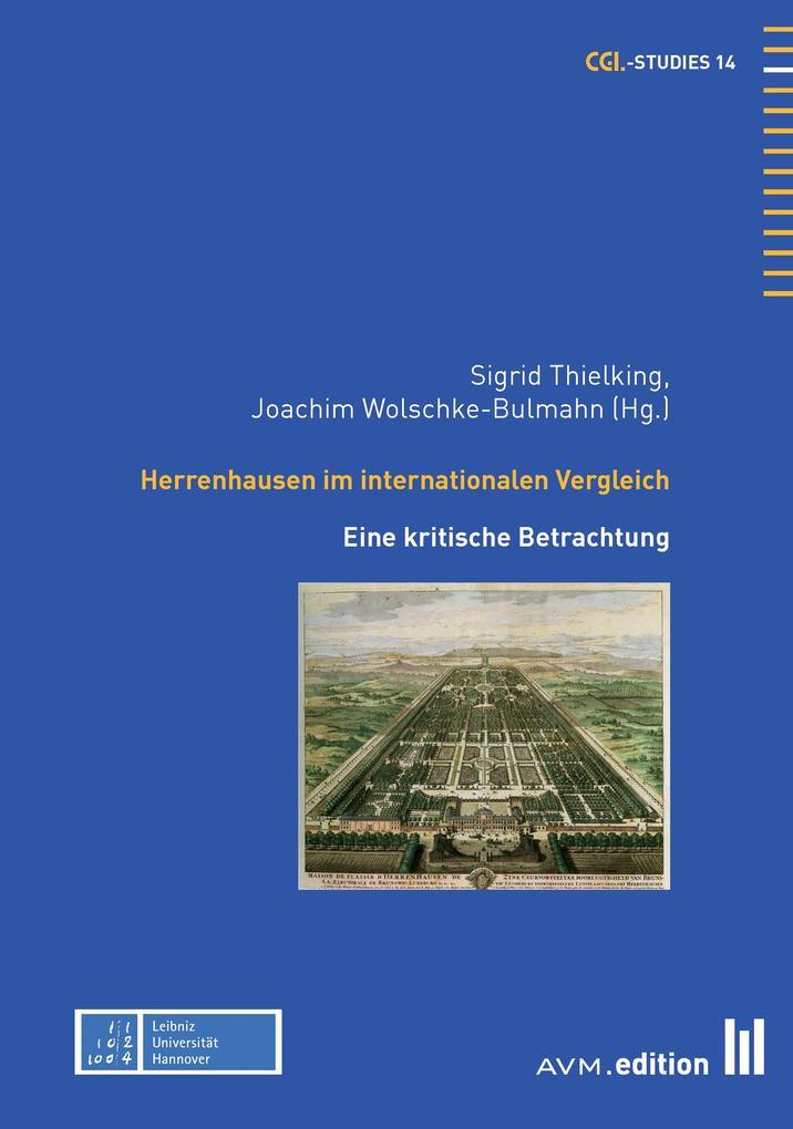 Herrenhausen im internationalen Vergleich als eBook pdf
