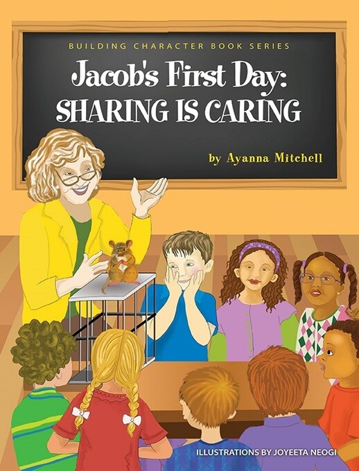 Jacob´s First Day: Sharing is Caring! (Building...