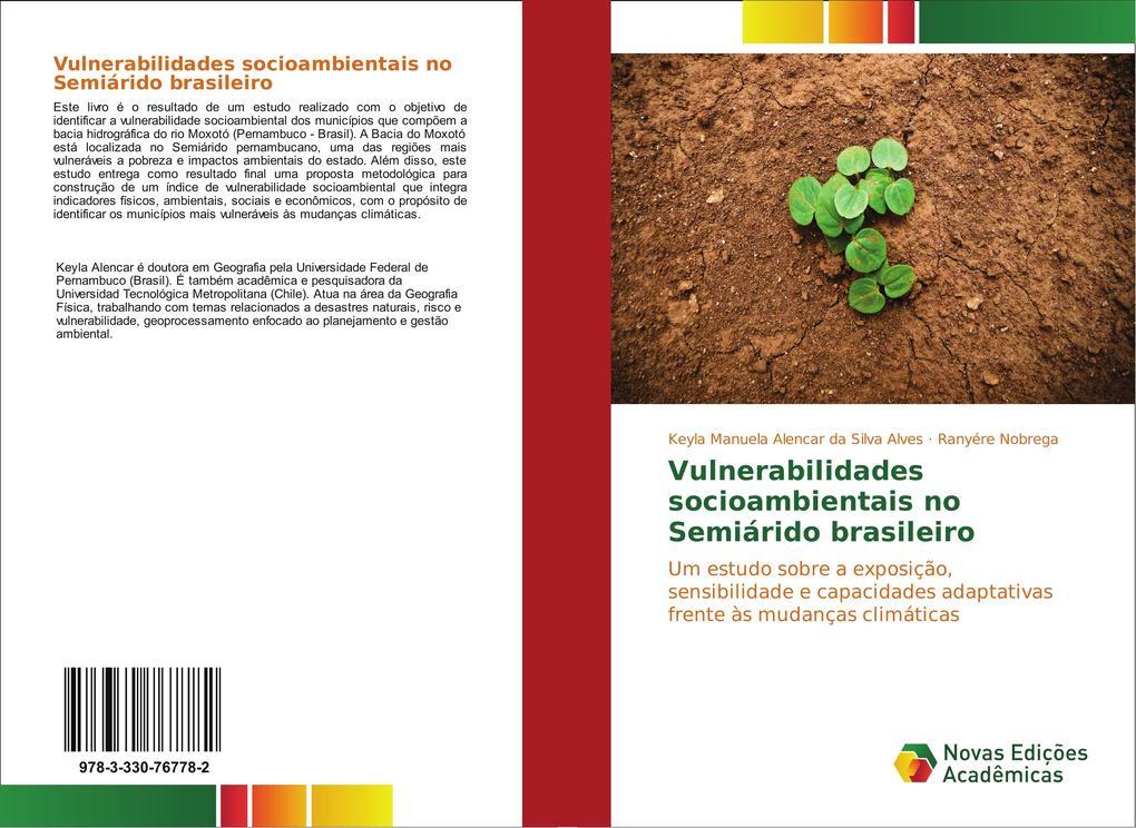Vulnerabilidades socioambientais no Semiárido brasileiro als Buch von Keyla Manuela Alencar da Silva Alves, Ranyére Nobrega - Novas Edições Acadêmicas