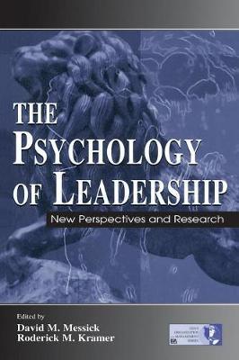 The Psychology of Leadership als Taschenbuch