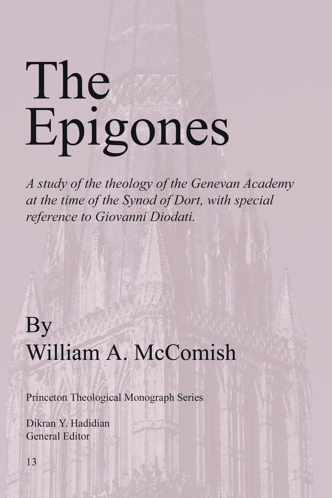 Epigones als Taschenbuch