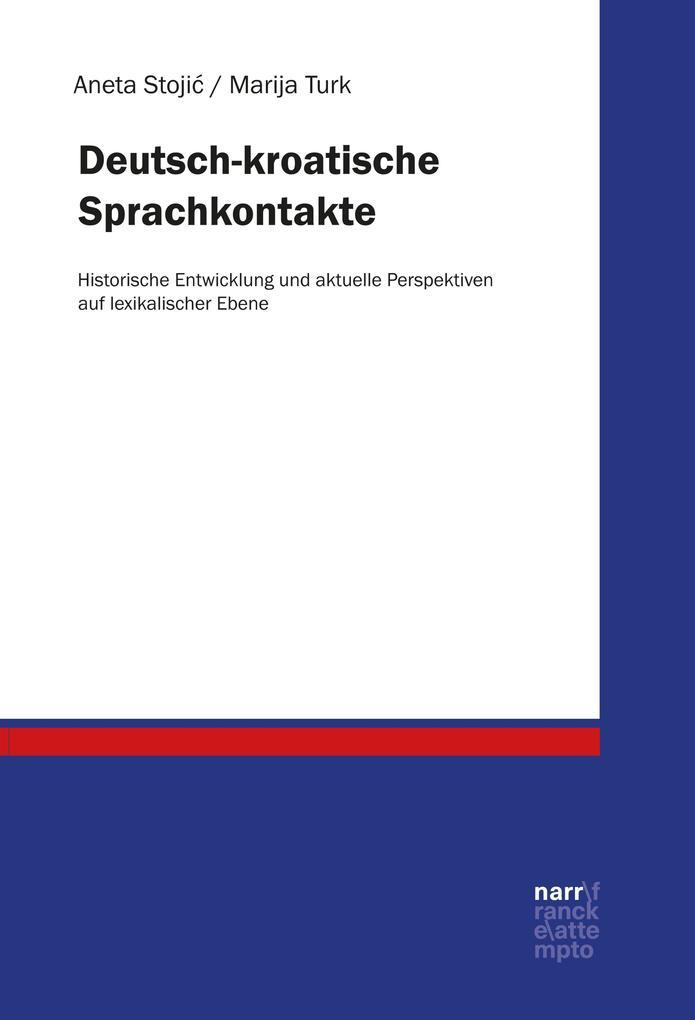 Deutsch-kroatische Sprachkontakte als eBook
