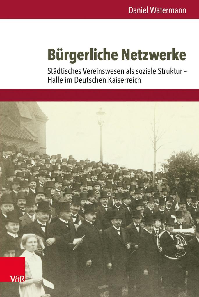 Bürgerliche Netzwerke als eBook pdf