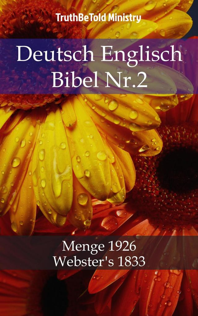 Deutsch Englisch Bibel Nr.2