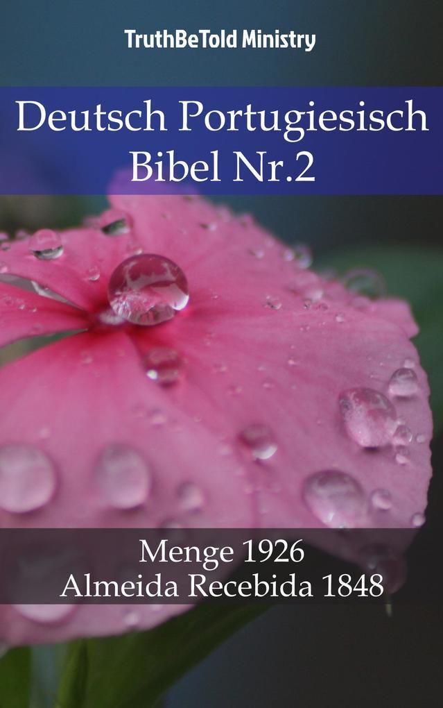 Deutsch Portugiesisch Bibel Nr.2