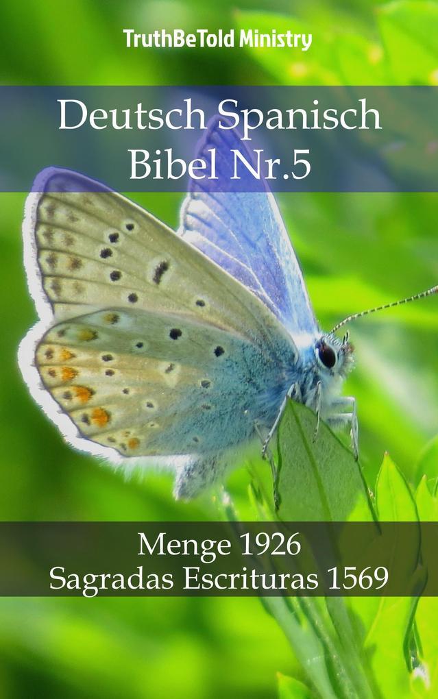 Deutsch Spanisch Bibel Nr.5