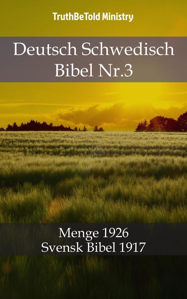 Deutsch Schwedisch Bibel Nr.3