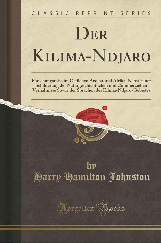 Der Kilima-Ndjaro