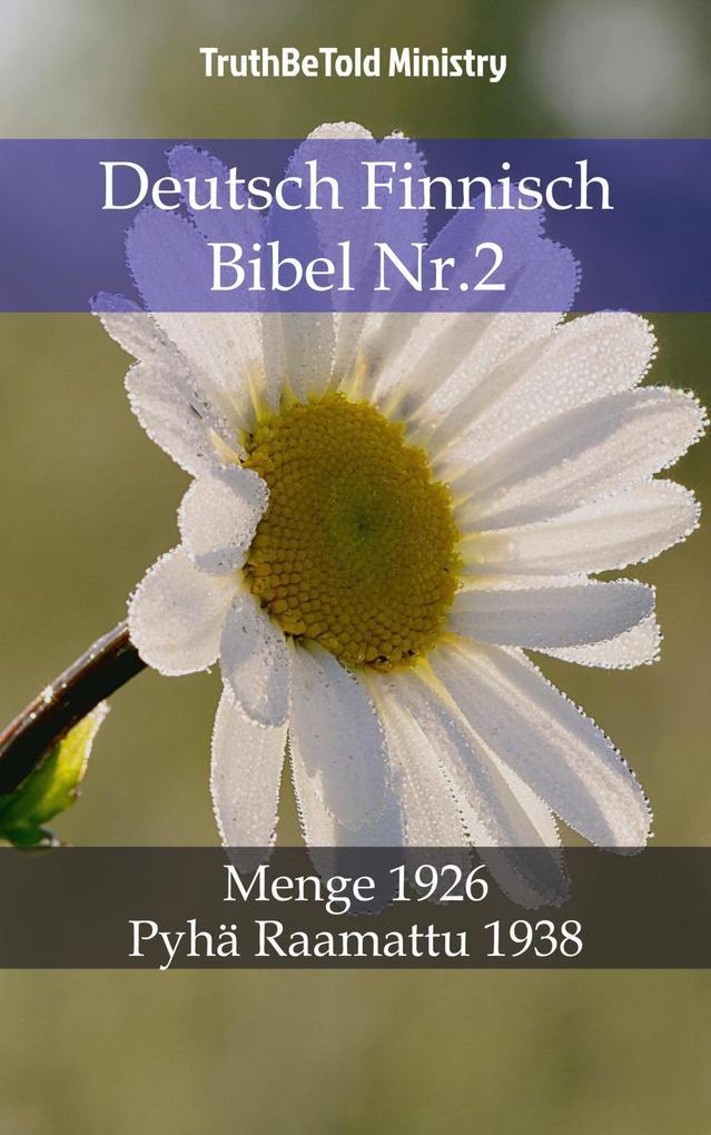 Deutsch Finnisch Bibel Nr.2