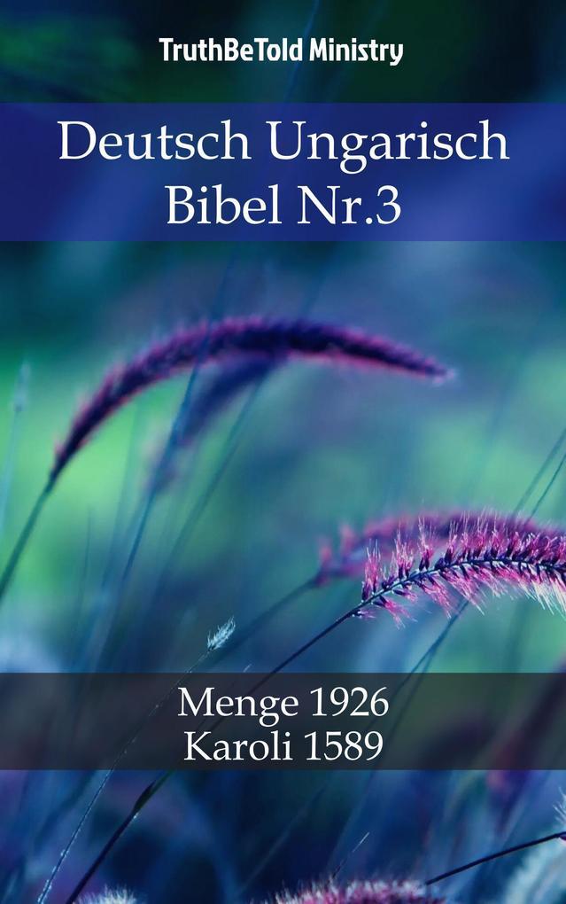 Deutsch Ungarisch Bibel Nr.3