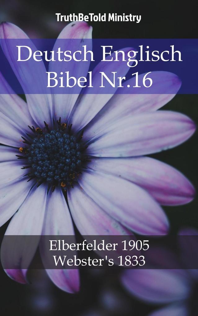 Deutsch Englisch Bibel Nr.16