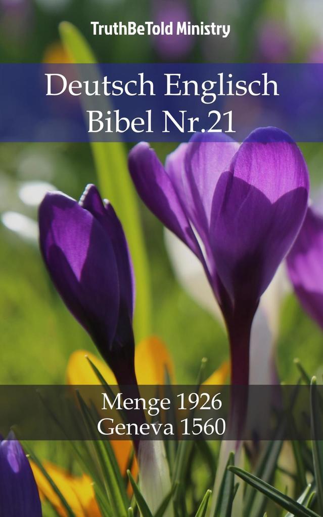 Deutsch Englisch Bibel Nr.21