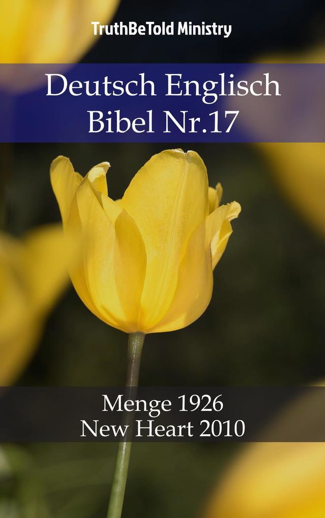 Deutsch Englisch Bibel Nr.17