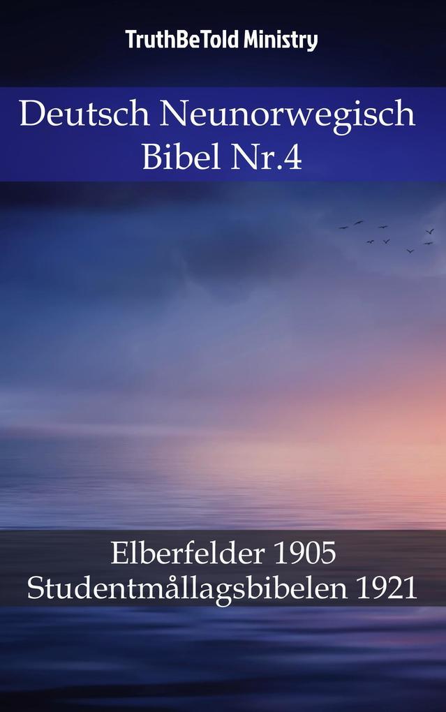 Deutsch Neunorwegisch Bibel Nr.4