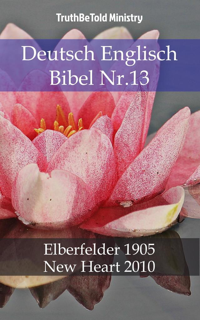 Deutsch Englisch Bibel Nr.13