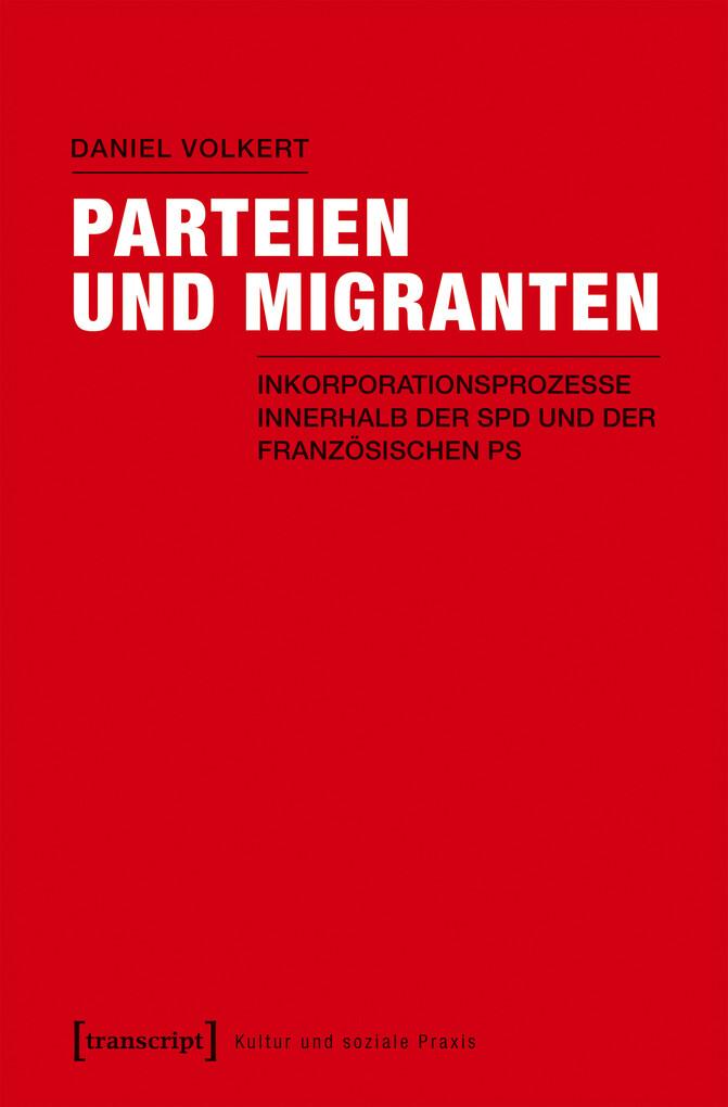 Parteien und Migranten als eBook von Daniel Vol...