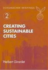 Creating Sustainable Cities als Taschenbuch