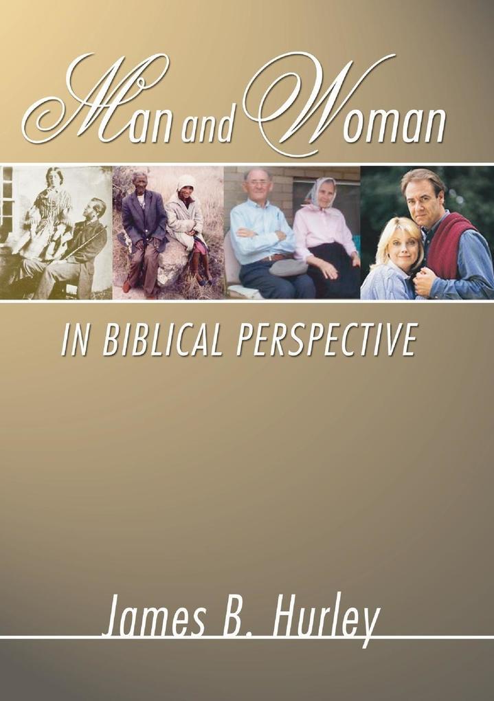 Man and Woman in Biblical Perspective als Taschenbuch