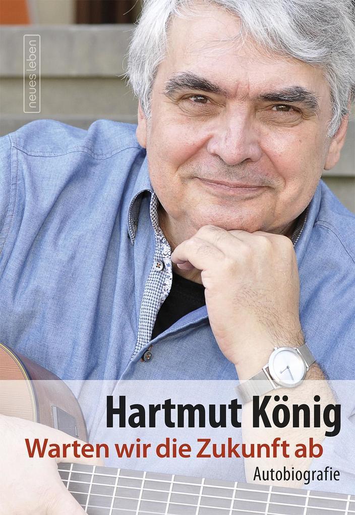 Warten wir die Zukunft ab als Buch von Hartmut König
