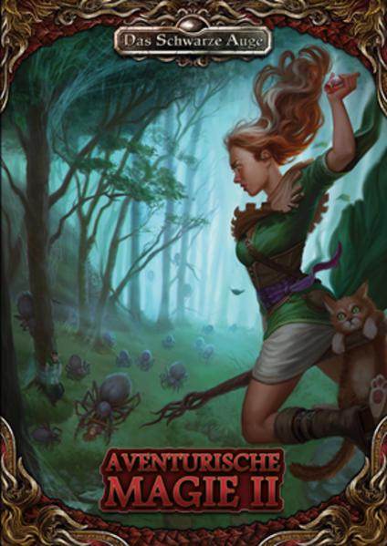 Aventurische Magie 2 Taschenbuch als Taschenbuch von Alex Spohr