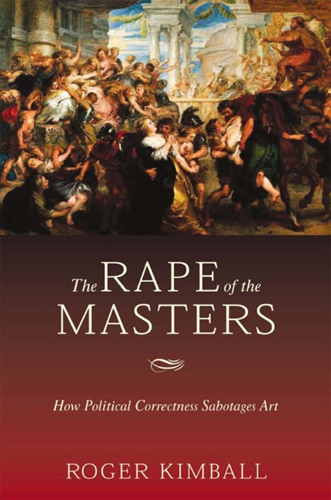The Rape of the Masters als Buch (gebunden)