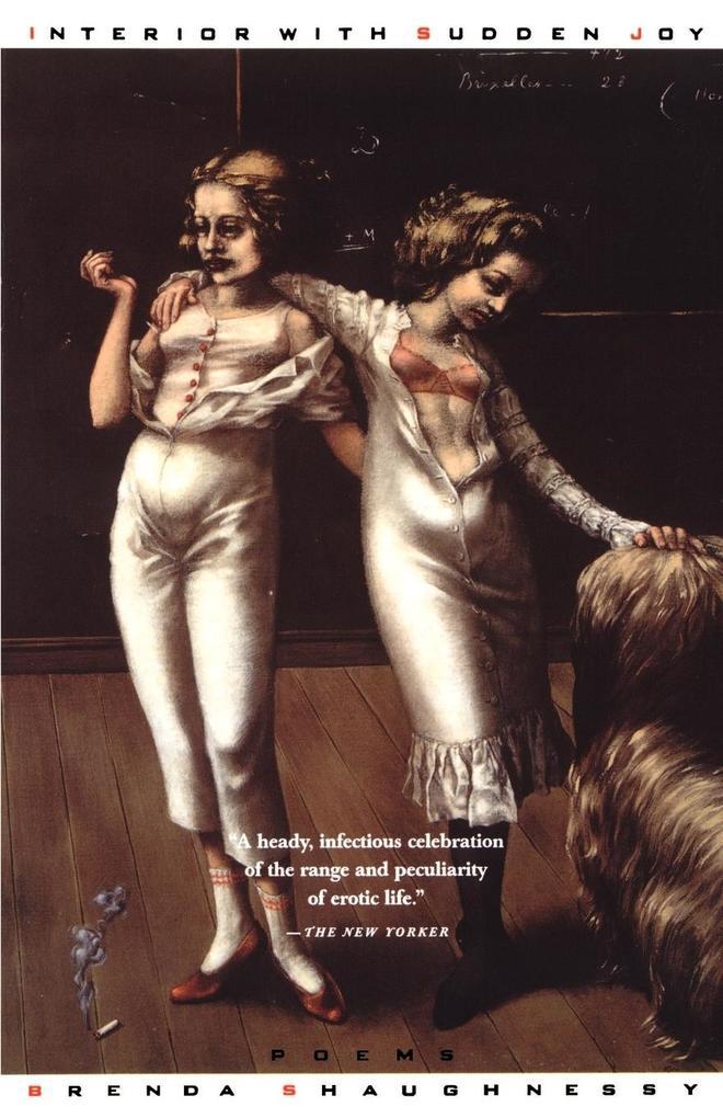 Interior with Sudden Joy als Buch (kartoniert)
