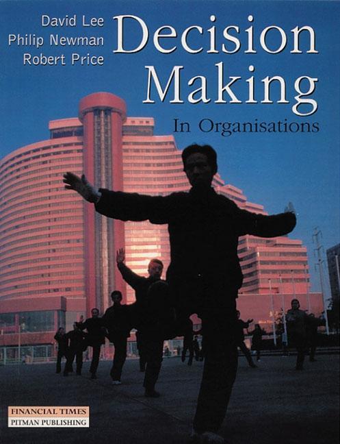 Decision Making in Organisations als Buch (kartoniert)