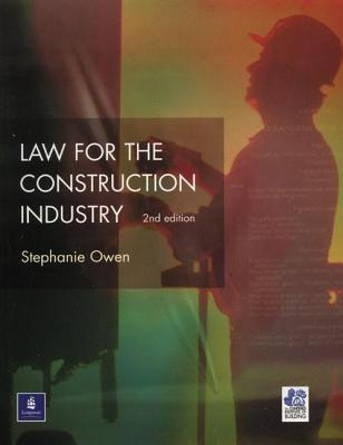 Law for the Construction Industry als Buch (kartoniert)