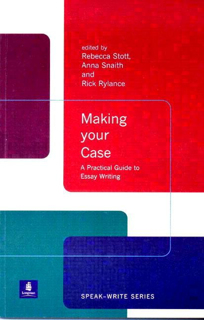 Making Your Case: A Practical Guide to Essay Writing als Buch (kartoniert)