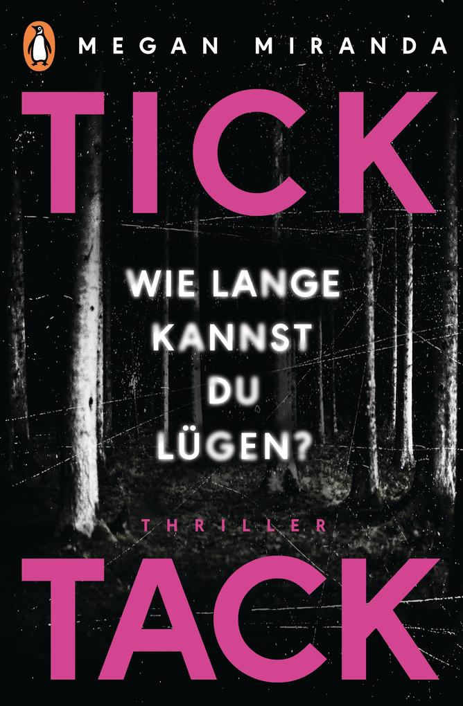 TICK TACK - Wie lange kannst Du lügen? als eBook