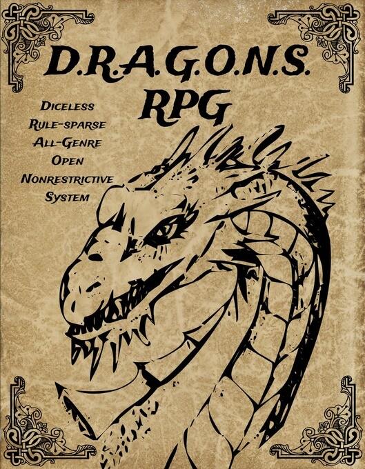 Dragons RPG als eBook von Felicia Knight