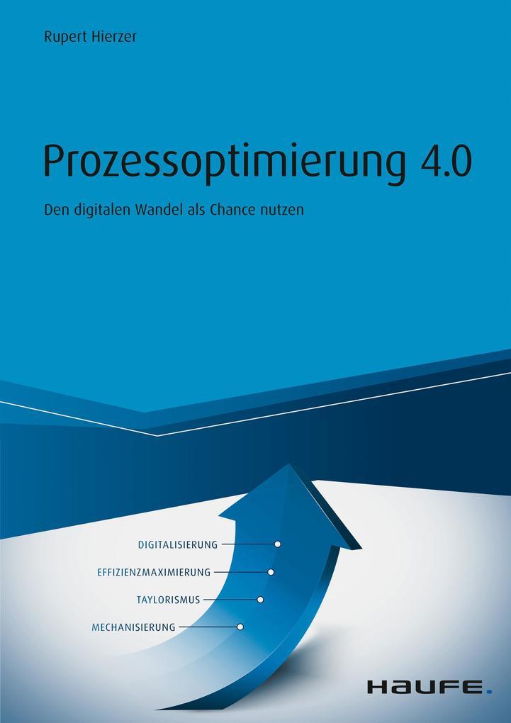 Prozessoptimierung 4.0 als eBook