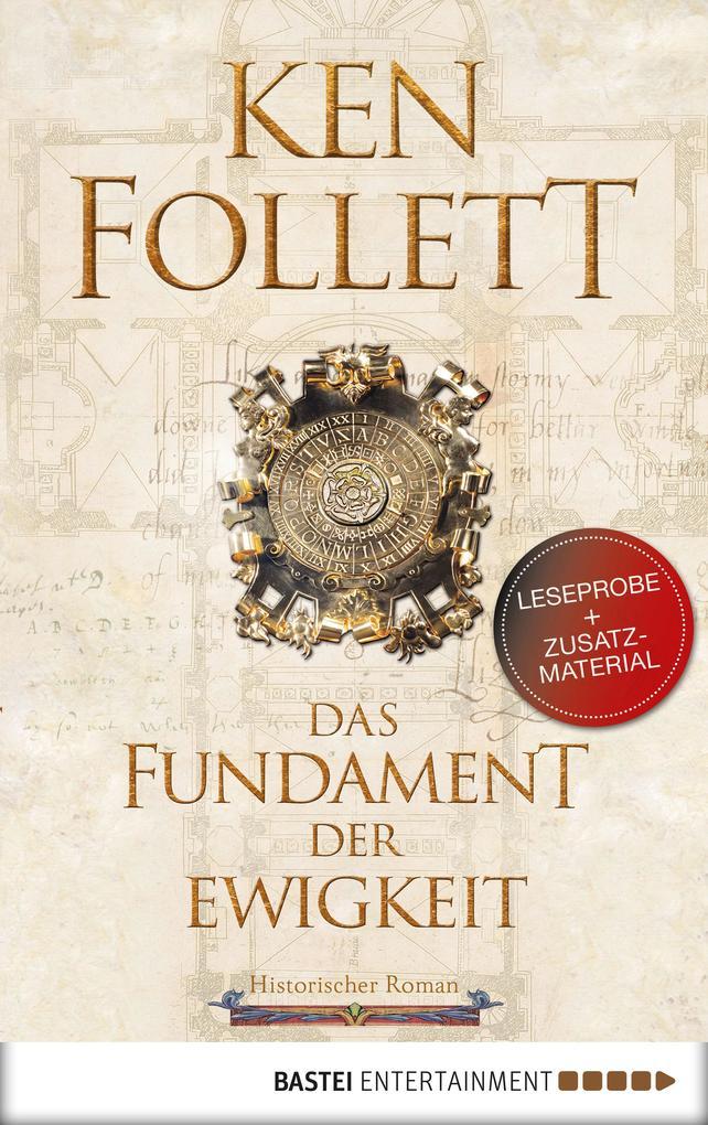 Leseprobe: Das Fundament der Ewigkeit als eBook
