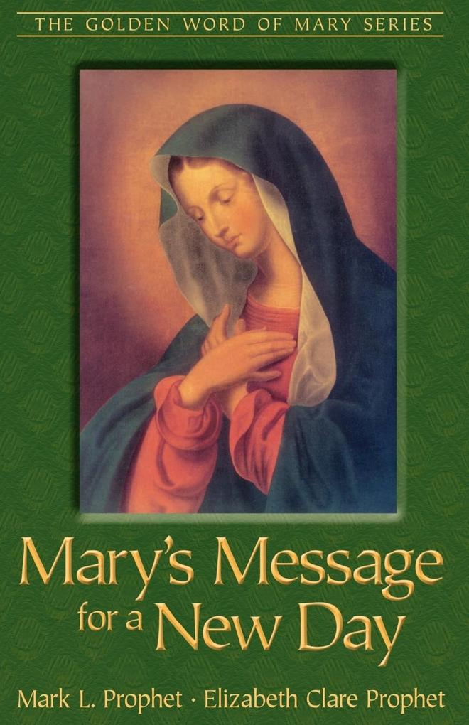 Mary's Message for a New Day als Taschenbuch