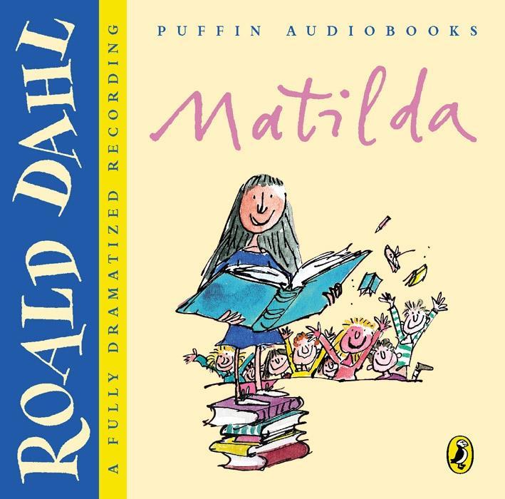 Matilda als Hörbuch CD