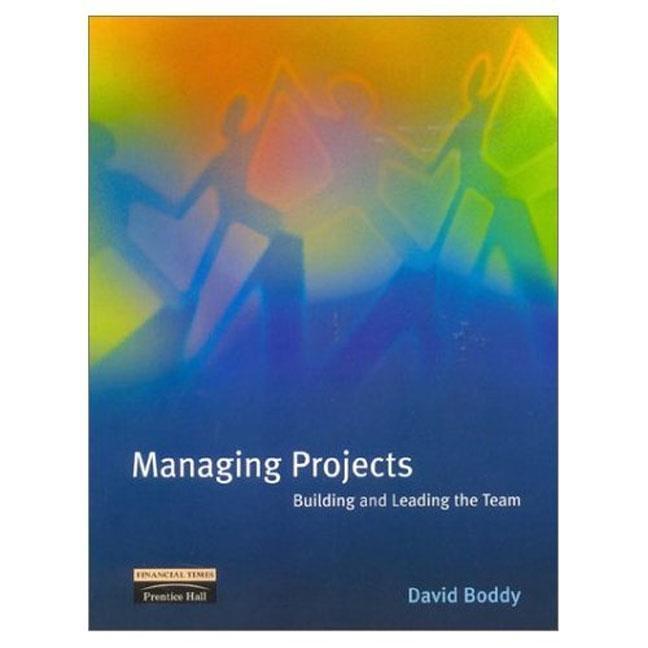 Managing Projects als Buch (kartoniert)