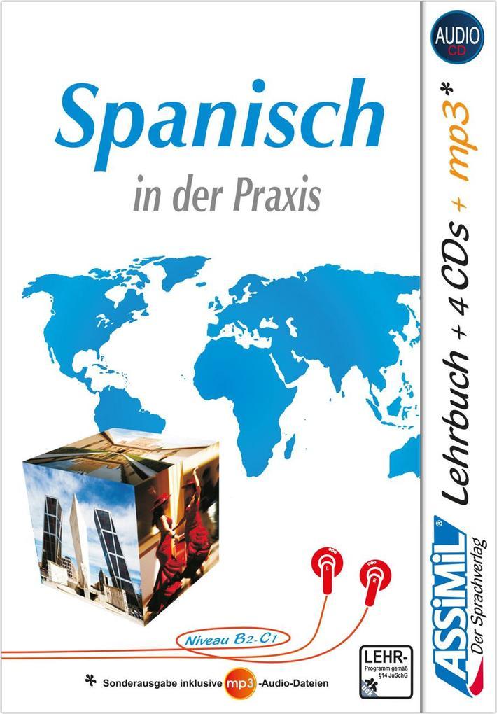 ASSiMiL Spanisch in der Praxis - Audio-Plus-Sprachkurs als Buch