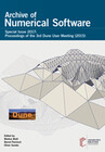 Archive of Numerical Software / Proceedings of the 3rd Dune User Meeting (2015)